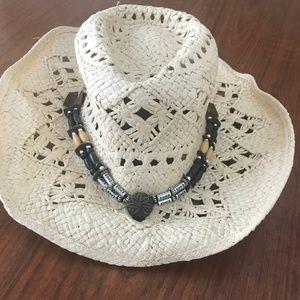Bullhide, Cowgirl hat, straw hat,
